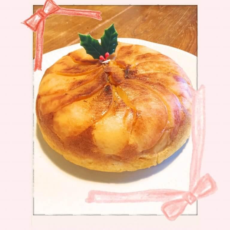 美的.com4回 連載 & 炊飯器りんごケーキ