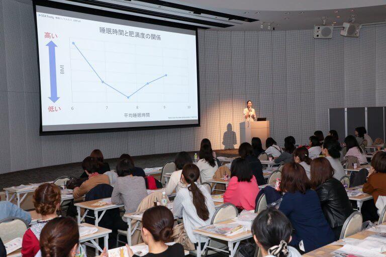 シティリビング大阪・神戸×月刊「からだにいいこと」 ヘルス&ビューティーセミナー イベント講演