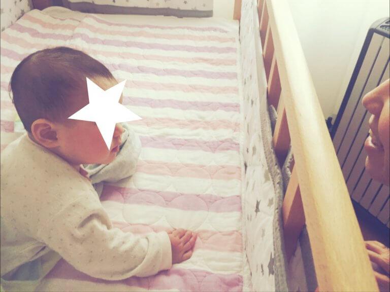 0歳の娘が「ぐっすり眠る」ためにしている我が家の習慣