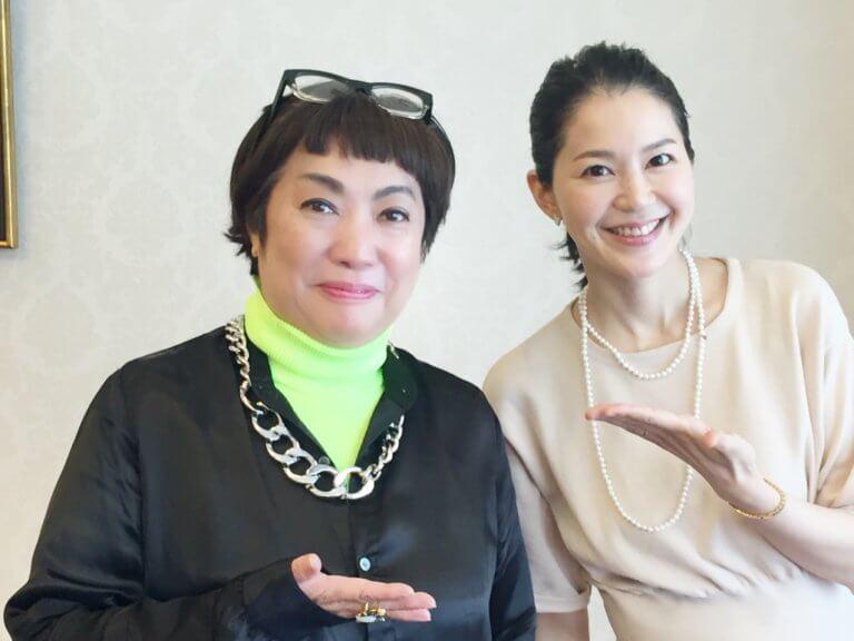 湯山玲子さんと対談&番組出演のお知らせ