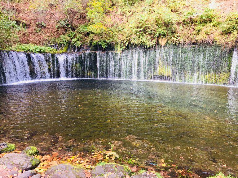 軽井沢へ家族旅行
